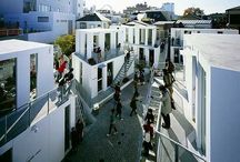 Public Space / Image of village life