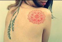 Tattoo You / Una colección de preciosos tatuajes en pieles femeninas
