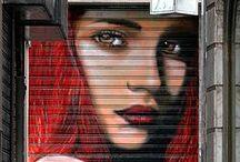 Graffitis en Granada / Debate: ¿Arte o vandalismo?