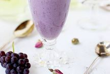 ~Smoothies, Milkshakes and Juices~ / The most delicious recipes for Smoothies, Milkshakes and Juicing