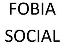 FOBIA SOCIAL / En el presente tablero introduciremos la Fobia Social, de que trata este trastorno, cuáles son sus principales consecuencias negativas, qué limitaciones y complicaciones produce, y cómo debe ser tratada.