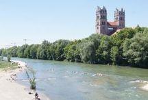 München entdecken / O'zapft is! Neben Biergärten, Brezen und Obatzda gibt es in München noch einiges anderes zu entdecken.