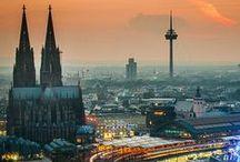 Unterwegs in Köln / In Köln gibt es mehr zu entdecken als den Kölner Dom! Wir haben ein paar der schönsten Sehenswürdigkeiten, kulinarischen Highlights und liebevollen Läden herausgesucht.