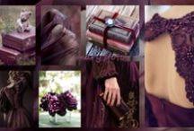 ☆҉  Shades plum  ♛ Δαμασκινί