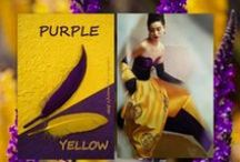 ☆҉  Purple   ♛  yellow