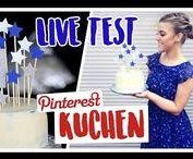 YouTube Videos zu Pinterest / Viele coole Vlogger testen in ihren YouTube Videos Pinterest Hacks oder zeigen euch ihre Lieblingstrends von Pinterest. All diese Videos könnt ihr auf diesem Board entdecken.