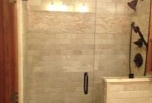 Tile / Pictures of finished tile jobs with products purchased at Southaven Supply