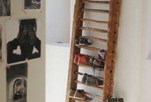 Home Decor mit DIY / Ran an die Werkzeuge. Hier gibt es coole Heimwerker-Projekte für Zuhause.