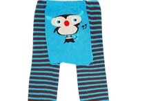 Cute Leggings / Super cute, soft and cozy BUSHA knit leggings lets your little one play and move all day! Nice soft feeling Adorable Owl print on the back with stripe pattern Combed cotton jersey with spandex for stretch Comfortable elasticized waist, relaxed fit Sizes from 6 to 24 months