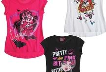Monster High Licensed Clothing