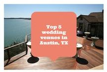 Austin, Tx Wedding Venues / Best wedding venues in Austin, TX; Here we'll share with you some of our favorite venues and offer you our two cents on where to book your wedding in Austin