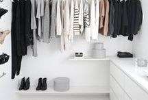 closet inspiration / by Melisa Sejadinovski