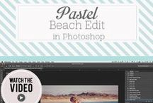 Photoshop Tutorials / Learn how to use Adobe's Photoshop with these tutorials!
