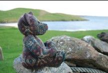 Crafts in the Scottish Islands / A selection of crafts from the Scottish Islands