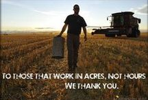 Thought Provoking Quotes / Follow and share our farm & food quotes with others!  www.agrilicious.org