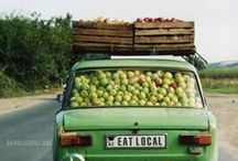 Eat Local / Memes about how one should be eating more local food. Eat local  www.agrilicious.org