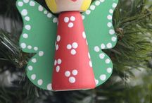 Creative Christmas Arts and Crafts Ideas for Kids / Children's arts and crafts ideas.