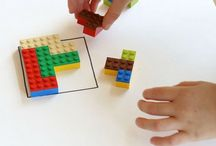 Lego Activities for Kids / Lego activities, challenges, tips and storage ideas.