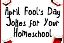 April Fool's Day / April Fool's Day fun