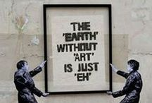 Greengraffiti / Graffiti is not vandalism, is Art My favorite street artist are Alice Pasquini and C215