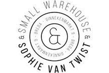 Sophie van Twist & Small Warehouse / Concept store in Breda