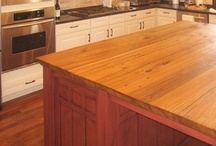 Wood Countertops / by Antique Woodworks