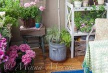 Gardening & Outdoor Decor / by Vickie Mapp