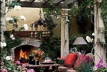 Outdoor living ❀