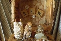 Sewing room ❀