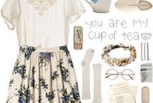 Summer-Spring outfit ❀