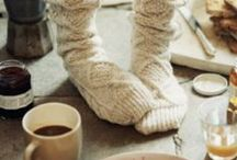 Autumn | Herfst  / Cold walks outside, fire places, warm sweaters, enjoying nature... There´s no season like autumn.