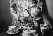 Vintage tea party ❀