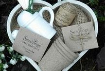 Gardeners Gifts / We all know someone who loves their garden.  Spoil them now with a beautiful gift.