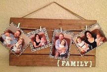 Photo Gifts / Insert your photos into the perfect frame to send to your family!