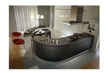 Konyha - Enteriör / Különböző stílusban kialakított  konyhák