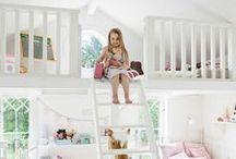 Gyerekszoba, emeletes ágy / Különböző stílusban kialakított gyerekszobák és emeletes ágyak