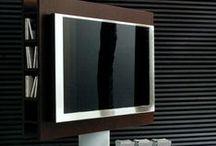 TV, Zeneszekrények, falak / Szórakoztatóelektronikai bútorok