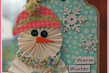 Kids craft - winter & christmas