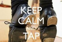 Tap Dancing :-) Tap Your Troubles Away :-)