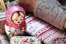 Nesting dolls ❀