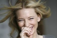 Cate Blanchette / Versatile, beautiful, elegant and natural / by Ray Hooper