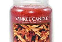 Yankee Candles I have tried :-)