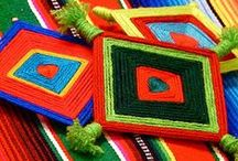 Fiber and Yarn Craft / Fiber craft love!!  Includes teneriffe, needle felting, wet felting, and things made using yarn!