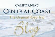 California's Central Coast Blog / If you're looking for the real California—unspoiled coastline, rolling vineyards, and golden hills— then the Central Coast is the place for you. Stay up to date on news, events, specials, and more at our blog: www.centralcoast-tourism.com/blog!