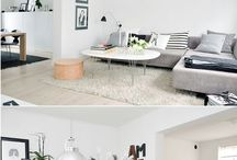 Sisustus / Apartment interior ideas