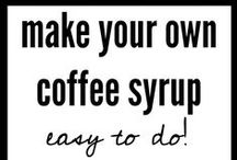 COFFEE 101 / The best ways to brew, create, and love that amazing cup of Joe!