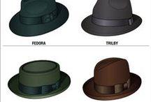 Gentleman / Ropa, zapatos y accesorios para caballeros. / by Manuel Henriquez