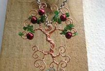 tree pendants