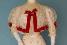 Historic & Vintage Dresses / by Hannah Parrott