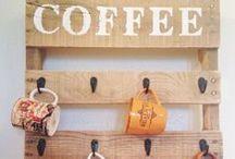 DIY ideas / Fun Diy ideas related to coffee